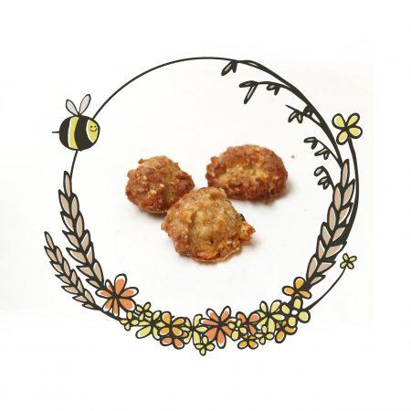 Mini Honig-Igel
